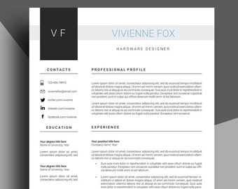 Resume template cv professional free cover letter resume template cv templates professional free cover letter template teacher resume yelopaper Gallery