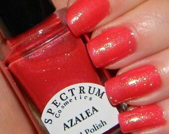 AZALEA Bright Pink Nail Polish