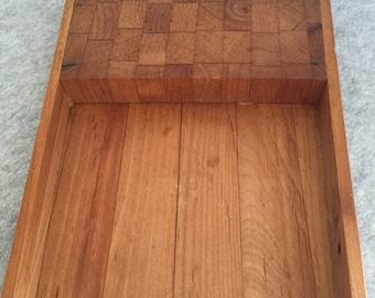 Vintage Brandenfels Wood Cutting Board Scappoose Oregon