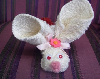 Handmade Bunnies and Chicks - Party Favors - Boo Boo Bunnies