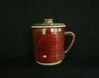 Handmade Ceramic Tea Infuser