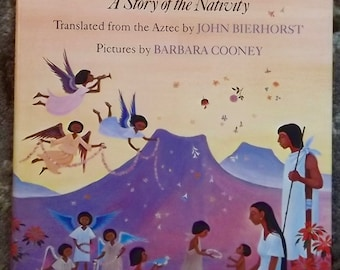 Spirit Child A Story of the Nativity by John Bierhorst signed by Barbara Cooney