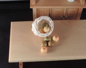 Norman Orchard Apple basket