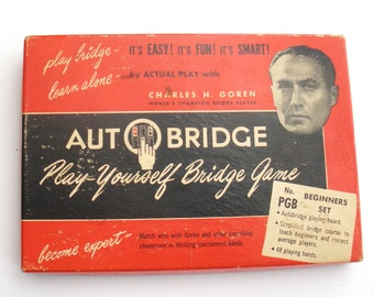 Autobridge Play Yourself Bridge Game