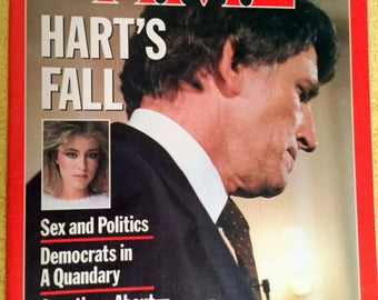 Time Magazine, May 18, 1987
