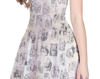 Jane Austen Pride & Prejudice Dress