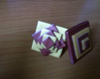 Geometric Mazi rings Adjustable base