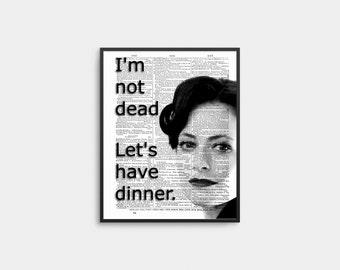 Irene Adler print, Irene Adler, Irene Adler poster, Irene Adler quote , Sherlock poster, Sherlock, Sherlock decor, Sherlock printable