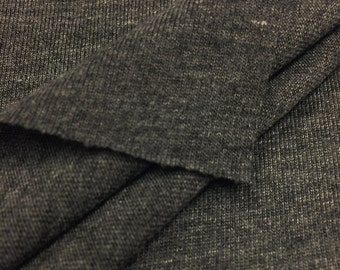 Jersey Knit Fabric By The Yard (Wholesale Price Available By The Bolt) USA Made Premium Quality - 2530PR - 1 Yard