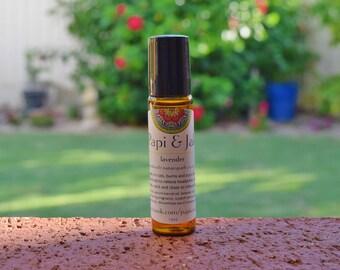 lavender oil - 15ml roll on oil