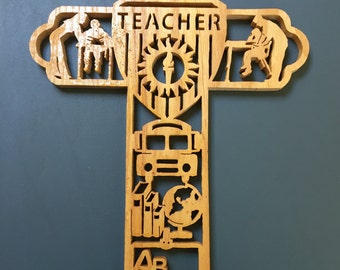 Teacher's Cross