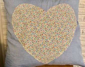 SweetHeart Pillow - Spring Floral