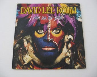 David Lee Roth - Eat 'Em and Smile - Circa 1986