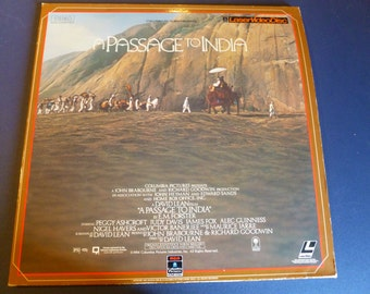 A Passage To India LaserVideoDisc 1985