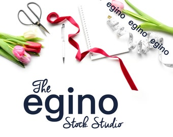Styled Stock Photography Desktop - Valentine's Day