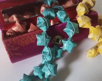 Vibrant Lucky Star Stretch Bracelet