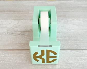 Monogrammed Tape Dispenser