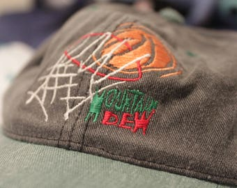 Mountain Dew 90s Dad Hat