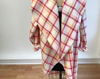 Circle Fleece Wrap