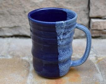 Handmade Ceramic Mug, Ceramic Mug, Ceramic Coffee Cup, Coffee Mug, Man Mug, Gift Idea, 16 oz