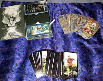 Witch's Tarot Reading Bundle Readings Only