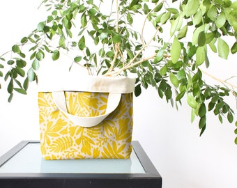 Bucket Totes - Tropical Gold (more sizes)