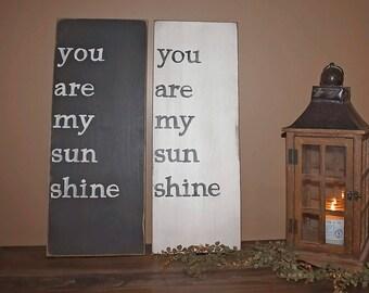 you are my sun shine Wall Decor