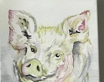 Ronald the Pig