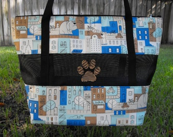 """Pet Carrier-Out and About- """"READY TO SHIP"""""""