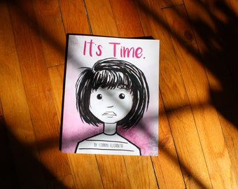 Children's Book: 'It's Time'