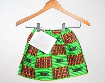 Girls kente skirt, Baby girl kente skirt, Toddler kente skirt, Toddler girl, Girl toddler, African kente skirt, Toddler skirt, Girls skirt