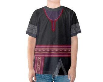 Kid's Kristoff Frozen Inspired Shirt