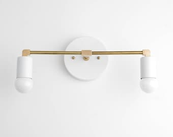 main single vanity amelie designs lighting triple sconce certona ballard