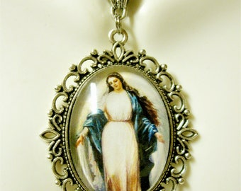 Immaculate Conception necklace - AP09-320