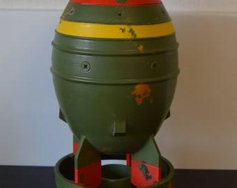 Fallout 4 mini nuke 3d printed cosplay bomb