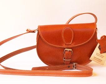 LEATHER BAG,hand made bag,small leather bag,calf leather bag,made Greece,bag for girl,bag for women,nice gift