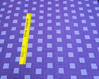Square Dot-Princess-Purple Cotton Fabric from Michael Miller