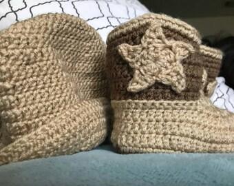 Crochet Prop set