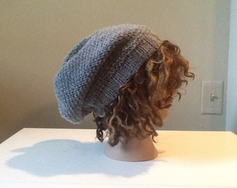 Super Slouchy Knitted Beanie