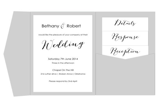 Pocket wedding invitation template printable diy pocket fold pocket wedding invitation template printable diy pocket fold cards templates bombshell pocketfold modern calligraphy 5x7 you edit download solutioingenieria Choice Image