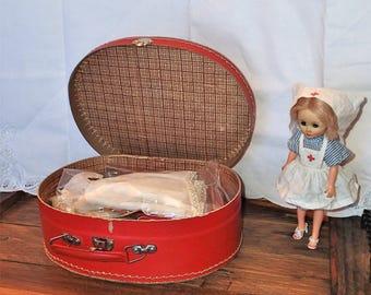 "Vintage Doll, Uneeda Suzette Tiny Teen Doll, Tiny Teen Suzette, W T Grant Collectibles, Uneeda Miss Suzette, Suzette Doll, Uneeda Doll - 10"""