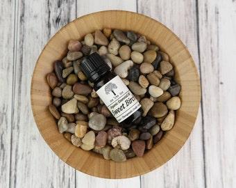 Organic Sweet Birch Essential Oil • Therapeutic Grade • USA • 10 ml Dropper Cap • Sinus Relief •