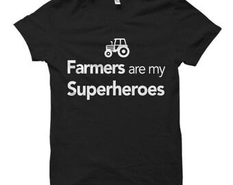 Farmers Shirt Farmers Wife Shirt Farmers Daughter Shirt for Farmers Wife Gifts for Farmers Daughter Shirt for Farmer Gifts Farming #OS703