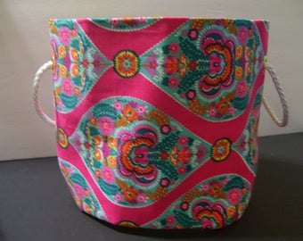 Plant Cover, Pot Cover, Canvas Plant or Pot Cover