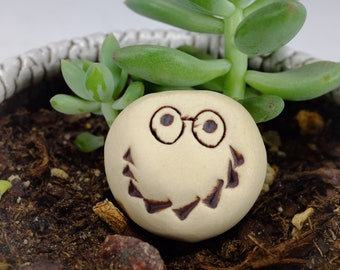 My future's so bright, I gotta wear shades, Pocket Pal, Pocket Monster, Funny Face, Plant Decoration, Office Decoration, Garden Sculpture