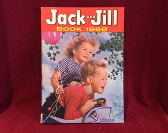 Jack and Jill Book 1968