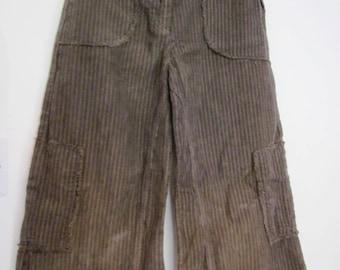 Bohemian style for girl pants