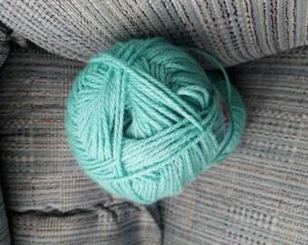 Crochet Octopus-Teal