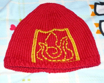 Fire Nation Hat