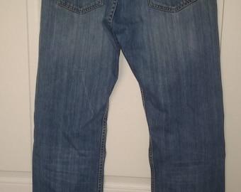 LEVIS 501 Jeans Sz W33 L34